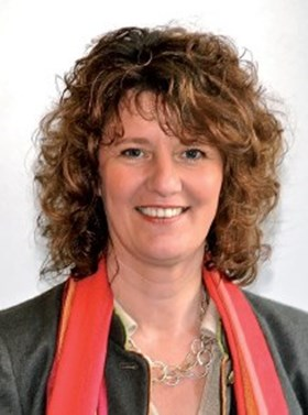 Unsere Kandidatin als Finsinger Bürgermeisterin