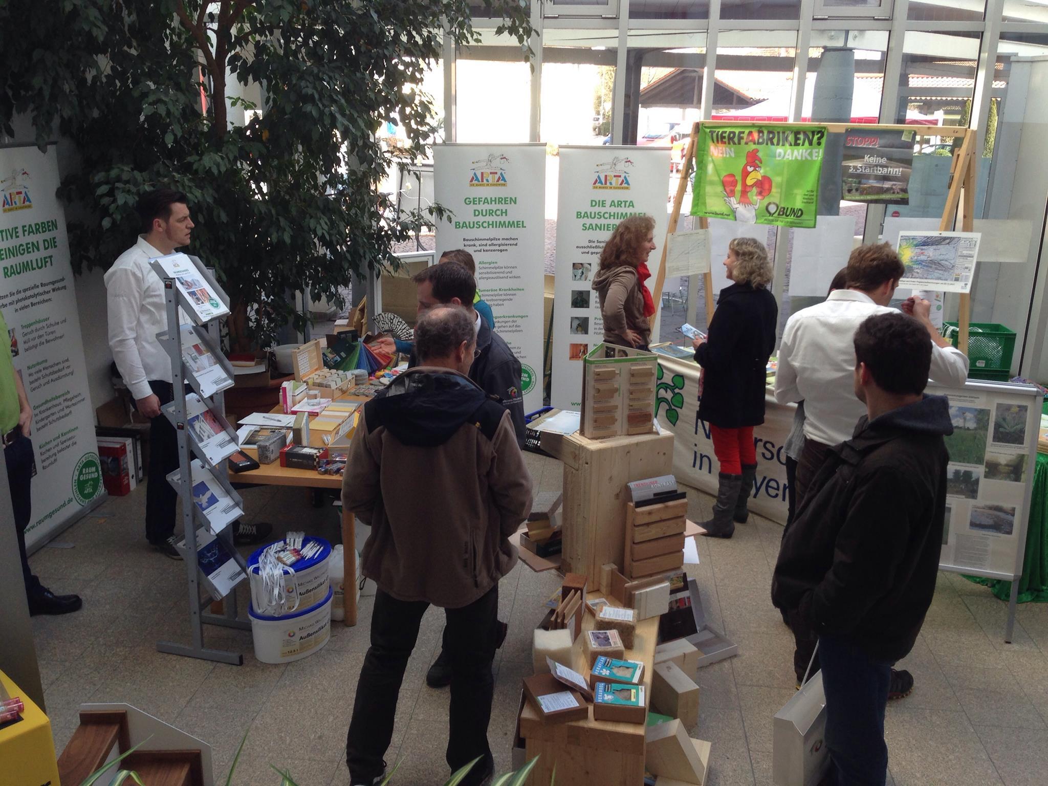 Bericht zum Umwelt-Aktionstag in Finsing