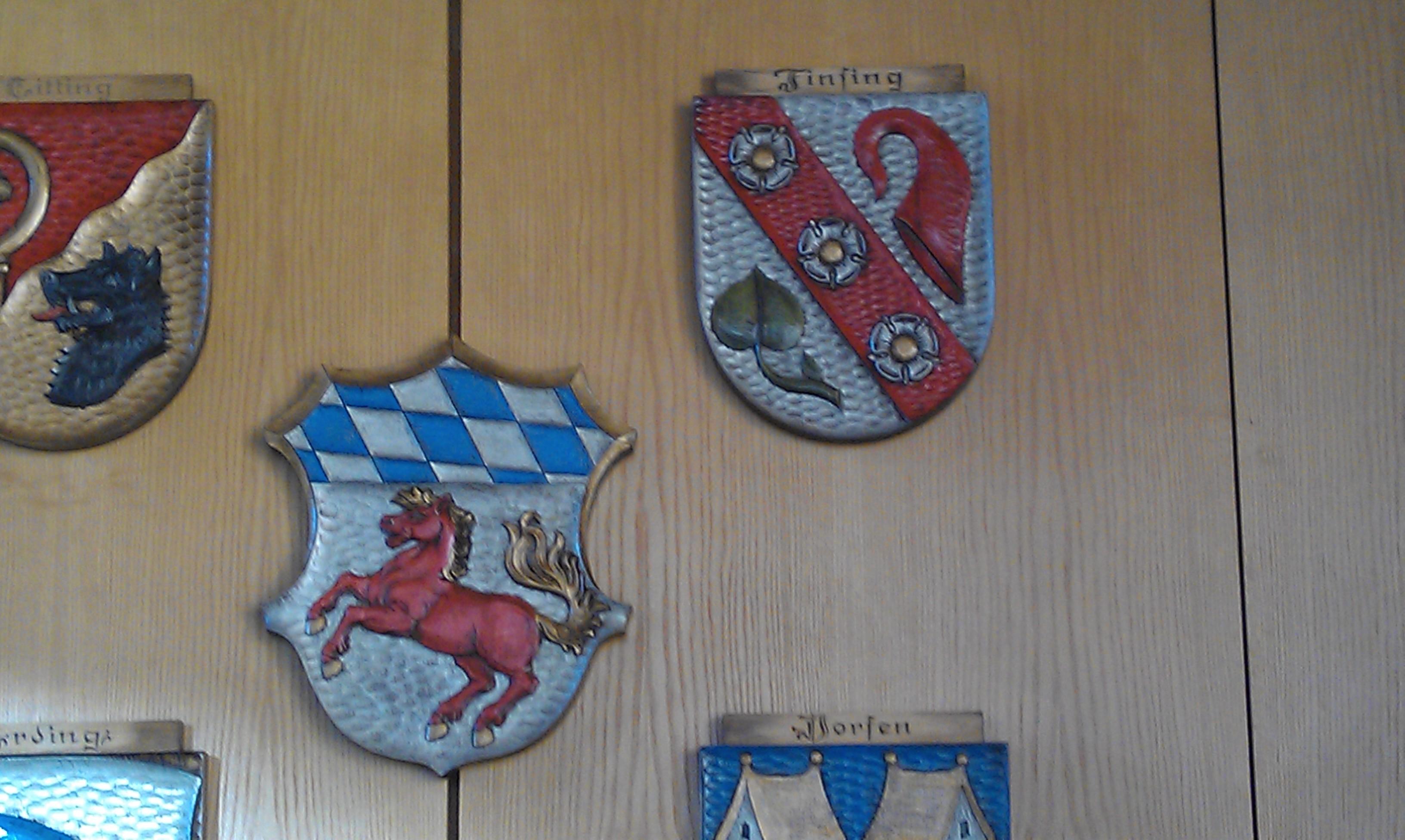 Finsinger Wappen