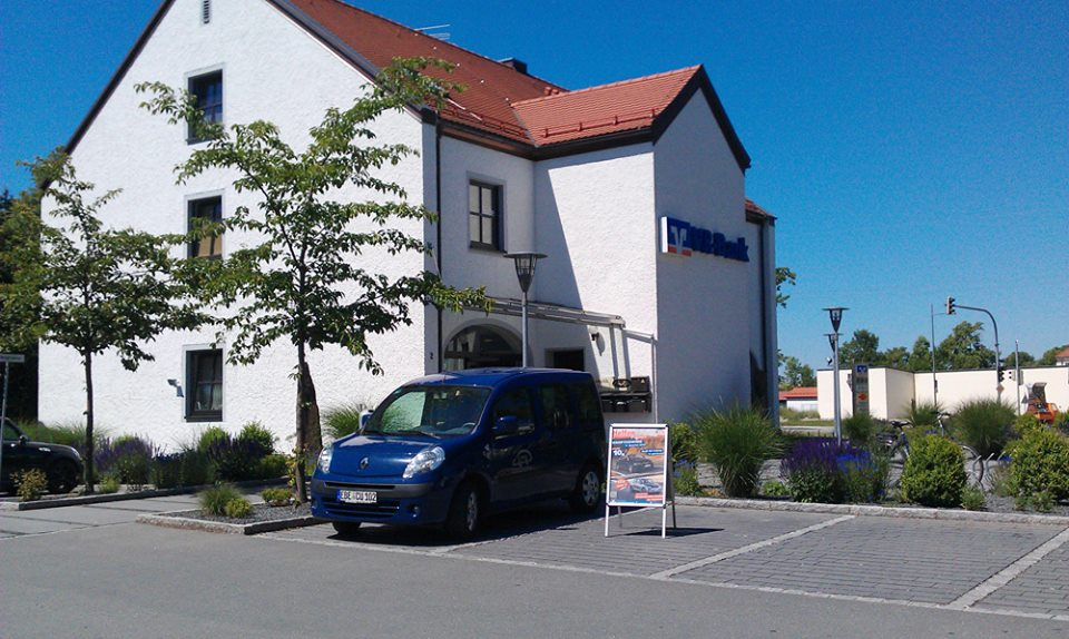 CarSharing in Finsing – 3 monatiger Probebetrieb