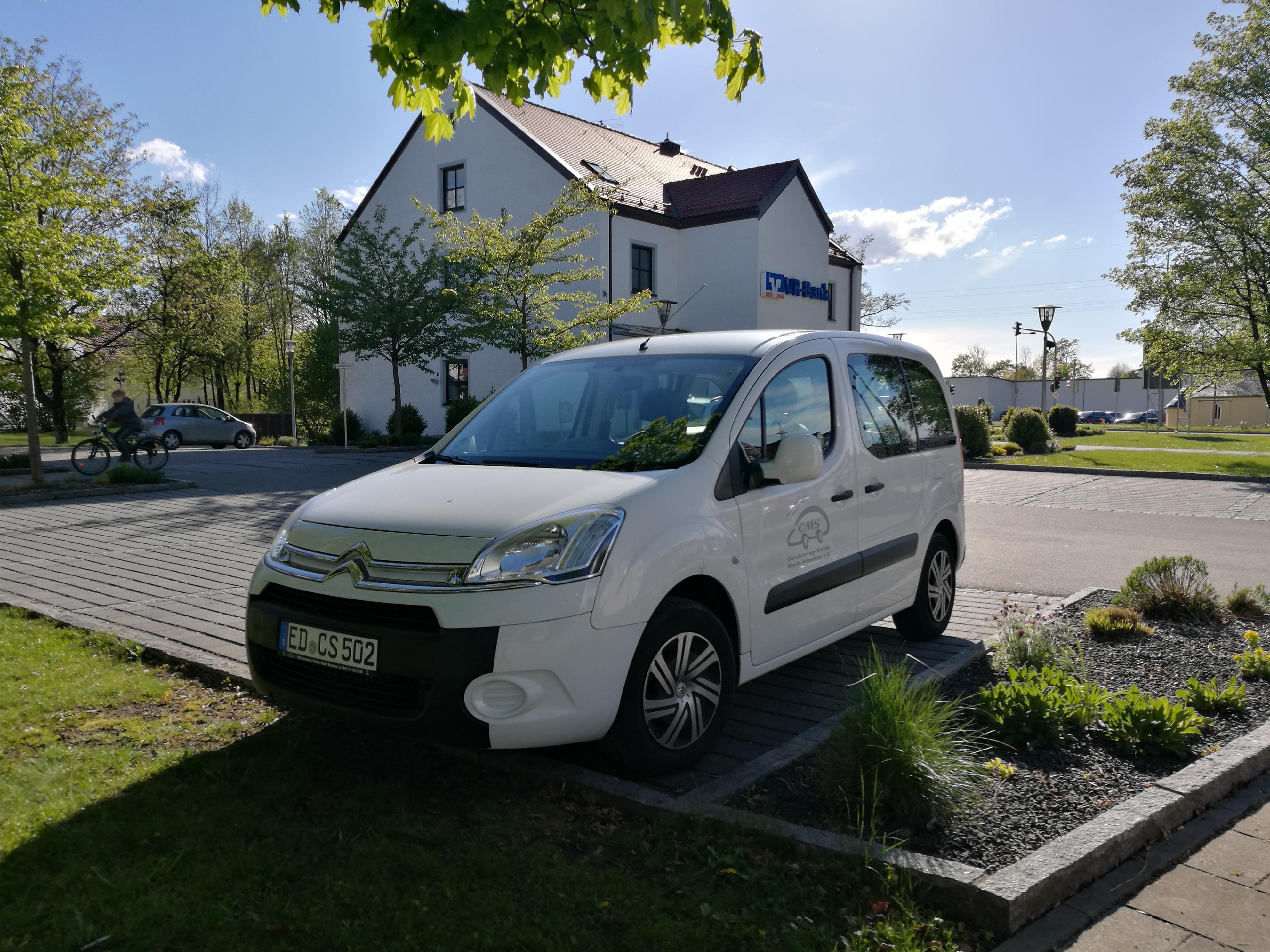 Finsinger Carsharing im MVV-Verbund