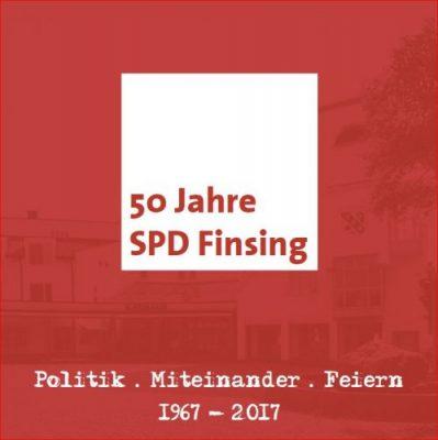 50-jahrfeier des SPD Ortsvereins Finsing