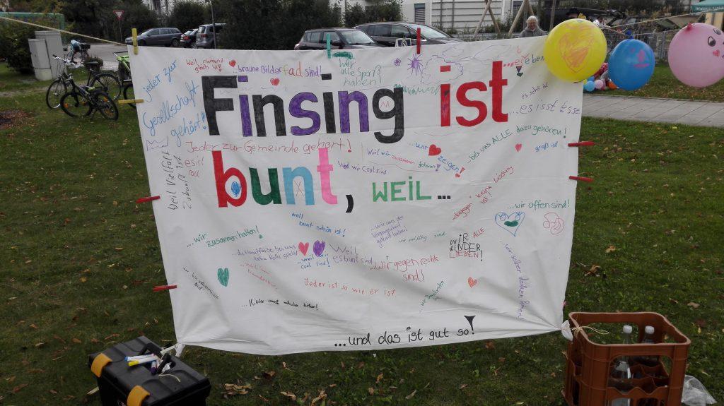 Finsing isst Bunt - Ein sagenhaftes Picknick