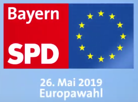 Europawahlkampf der SPD - Wahlen am 26.5.2019