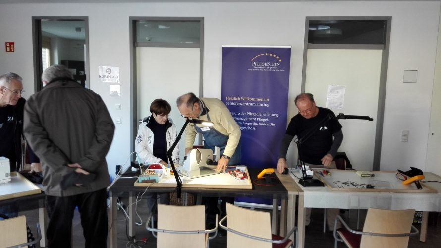 Repair-Cafe Finsing - Pressetermin