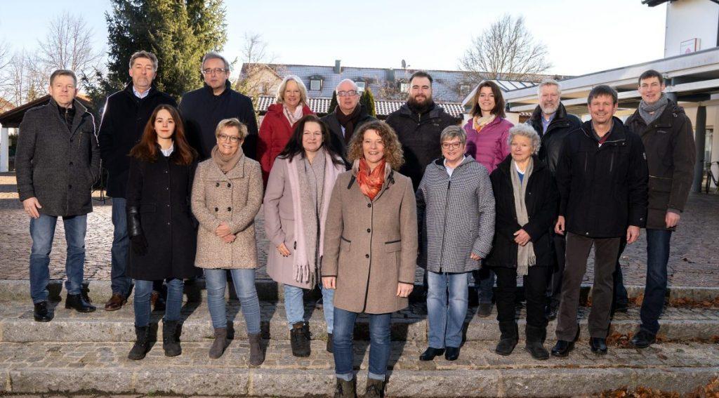 SPD-Parteifreie  Finsing Gruppenbild