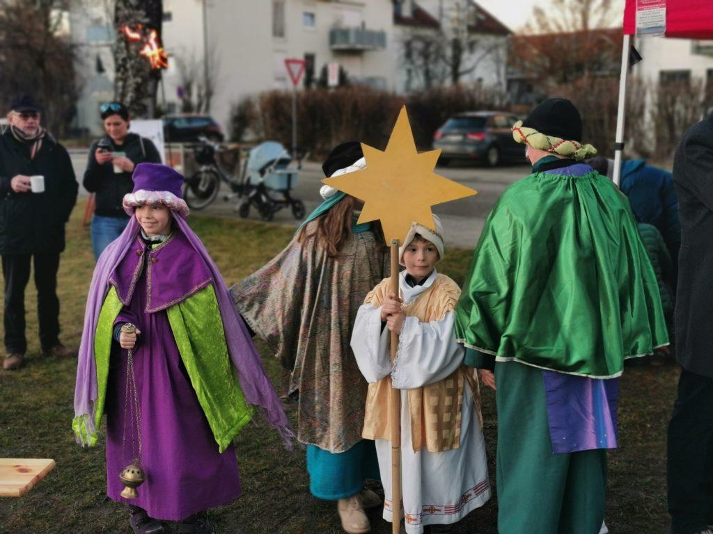 RESPEKT - Multikulturelles Neujahrsfeuer 2020