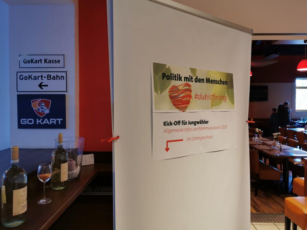 SPD und Parteifreie Erstwähler Kickoff