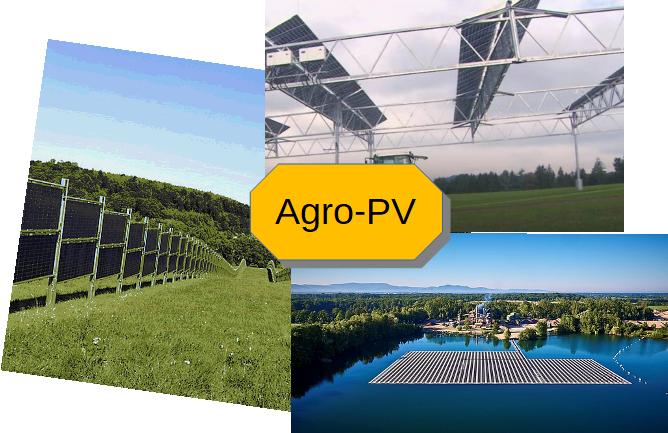 Photovoltaik auf Stelzen