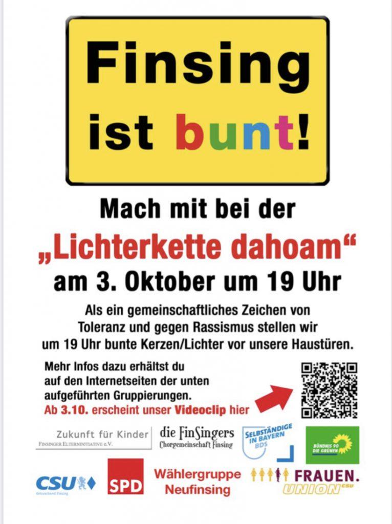 Finsing ist Bunt 2020