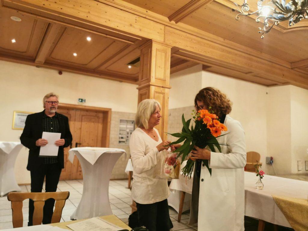 Jahreshauptversammlung mit Überraschungen