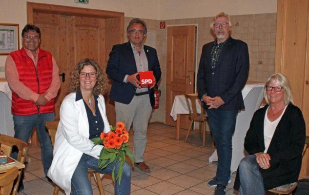 SPD Vorstand Finsing