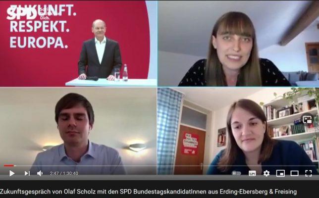 Olaf und Magdalena Zukunftsgespräch zum Anschauen
