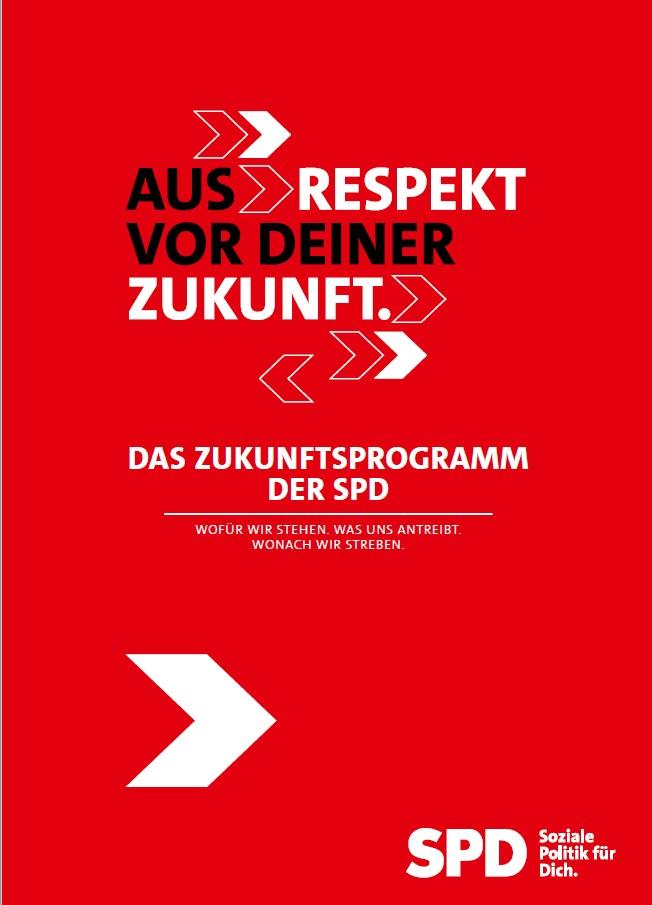Woran die SPD schuld sein wird - Das Programm in Kurz